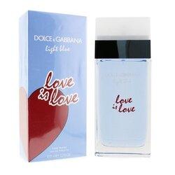 Light Blue Love Is Love Eau De Toilette Spray  100ml/3.4oz