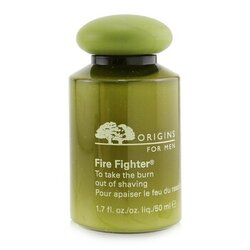 Fire Fighter To Take The Burn Out Of Shaving  50ml/1.7oz