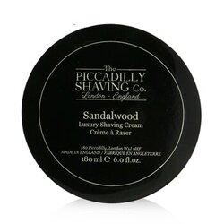 Sandalwood Luxury Shaving Cream  180g/6oz