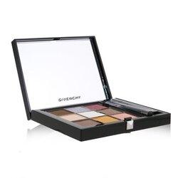 Le 9 De Givenchy Multi Finish Eyeshadows Palette (9x Eyeshadow) - # LE 9.01  8g/0.28oz