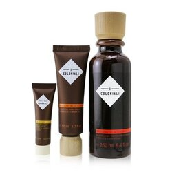 The Potion Of Energy Set: 1x Invigorating & Toning - Revitalizing Thai Shower Cream - 250ml/8.4oz + 1x Regenerating & Velveting - Velveting Hand Cream - 50ml/1.7oz + 1x Age Recover - Replumping Day Cream SPF 15 - 10ml/0.3oz  3pcs