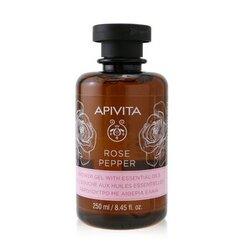 Rose Pepper Shower Gel with Essential Oils  250ml/8.45oz