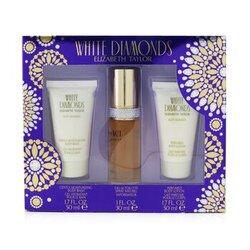 White Diamonds Coffret: Eau De Toilette Spray 30ml/1.0oz + Body Lotion 50ml/1.7oz + Body Wash 50ml/1.7oz  3pcs