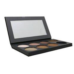 Travel Exclusive Eyeshadow Palette (8x Eyeshadow) - # Espresso  12g/0.4oz