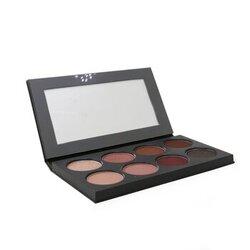 Travel Exclusive Eyeshadow Palette (8x Eyeshadow) - # Burgundy  11.6g/0.38oz