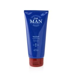 Man Rock Hard Firm Hold Gel (Firm Hold/ High Shine)  177ml/6oz