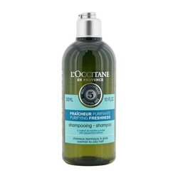 Aromachologie Purifying Freshness Shampoo (Normal to Oily Hair)  300ml/10.1oz