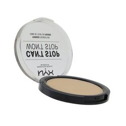 Can't Stop Won't Stop Powder Foundation - # Medium Olive  10.7g/0.37oz