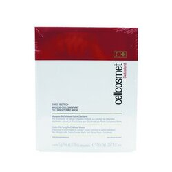 Category: Dropship Health / Beauty, SKU #25849668901, Title: Cellcosmet Swiss Biotech CellBrightening Mask (Exp. Date: 06/2021)  5 Sachets
