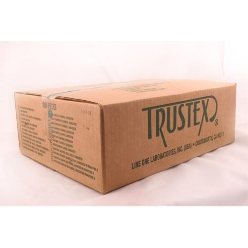 Trustex Flavored Lubricated Condoms - 1000 Piece Box - Assorted Flavors