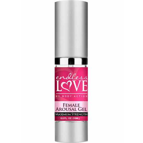 Endless Love Female Arousal Gel Maximum Strength - .5 Oz.