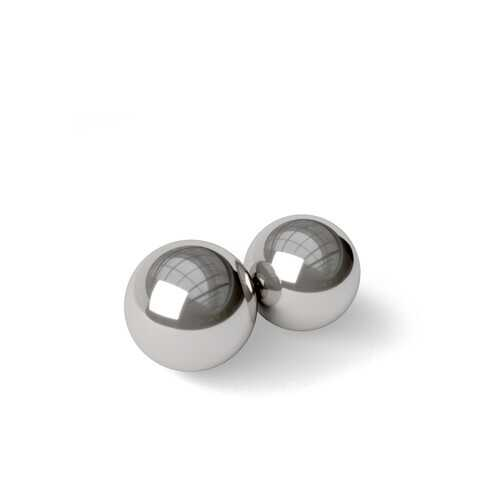 Noir - Stainless Steel Kegel Balls