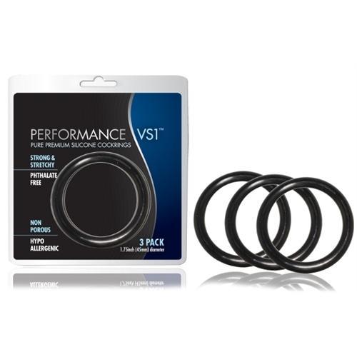 Performance Rings Vs1 - Medium - Black