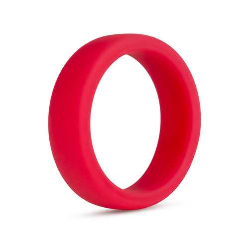 Performance - Silicone Go Pro Cock Ring - Red