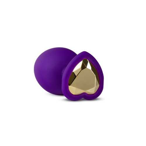 Temptasia - Bling Plug Large - Purple