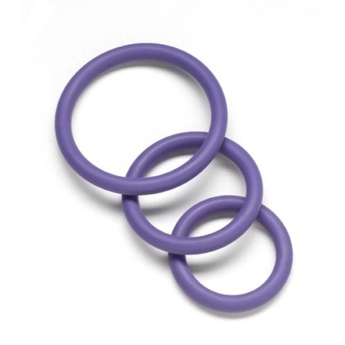 Nitrile C Ring - Purple