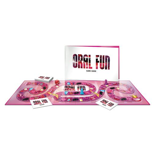 Oral Fun - the Game of Eating Out Whilst Staying  In!