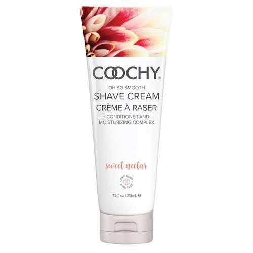 Coochy Shave Cream - Sweet Nectar - 7.2 Oz