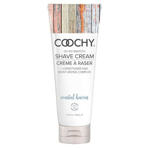 Coochy Shave Cream Coastal Haven 7.2 Fl Oz.