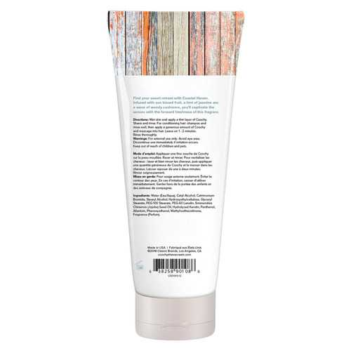 Coochy Shave Cream Coastal Haven 12.5 Fl Oz.