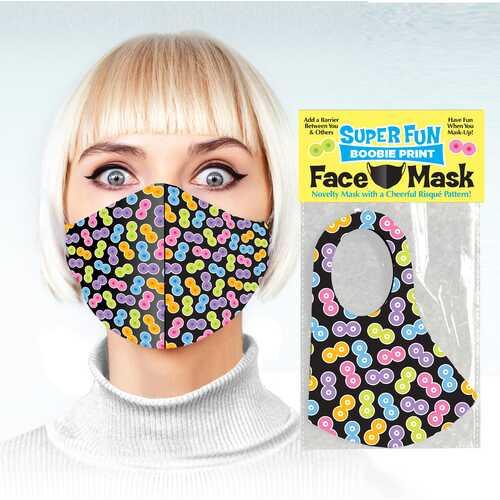 Super Fun Boob Mask