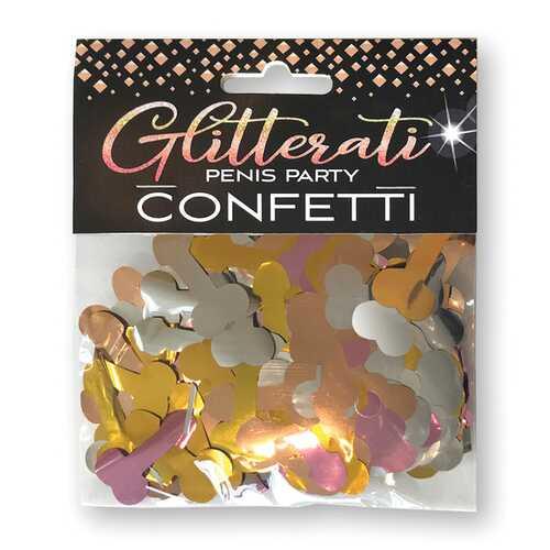 Glitterati Penis Party Confetti
