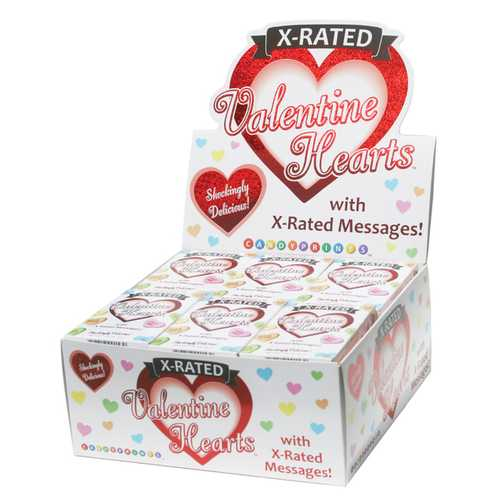 X-Rated Valentine's Day 24ct Display