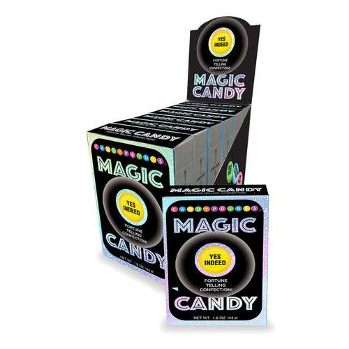 Magic Candy 6ct Display