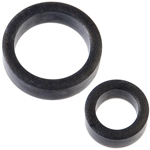 Platinum Premium Silicone - the C-Rings - Charcoal