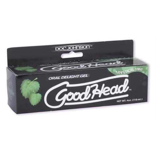 Good Head - Oral Delight Gel 4 Oz - Mint