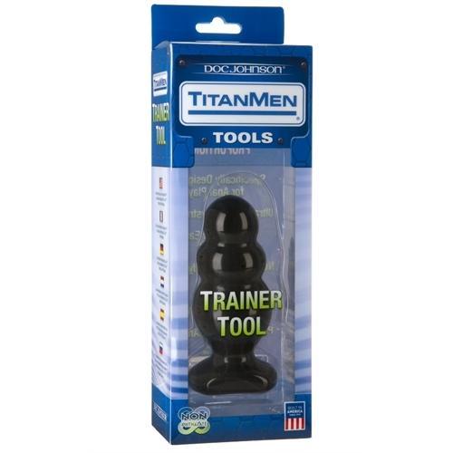 Titanmen Tool - Trainer #4 - Black