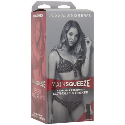 Main Squeeze - Jessie Andrews Pussy