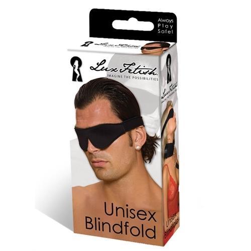 Unisex Blindfold - Black