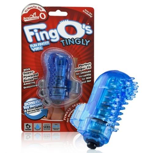 The Fingo's - Each - Tingly Blue