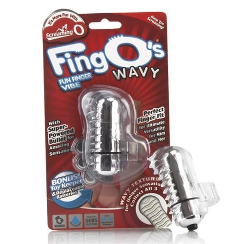 The Fingo's - Each - Wavy Clear