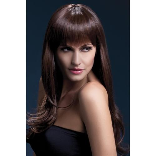 Sienna Wig - Brown
