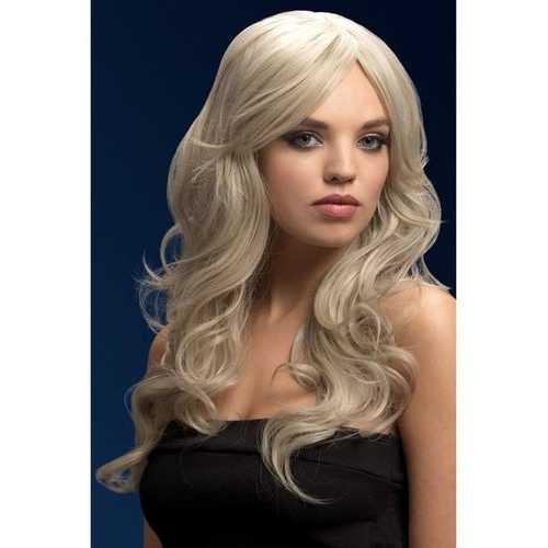Nicole Wig - Silver Blonde