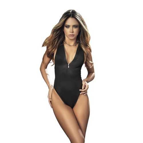 Bodysuit - Black - Large