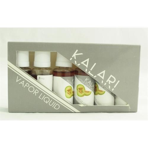 Kalari Vapor Liquid Honeydew Melon 6 Pack - 20ml - 8mg