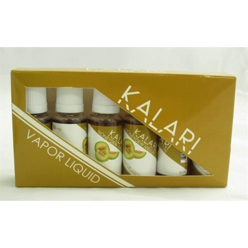 Kalari Vapor Liquid Honeydew Melon 6 Pack - 20ml-16mg