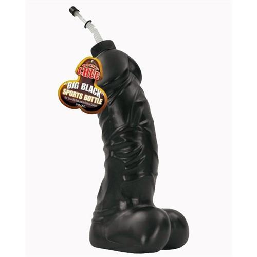 Dicky Chug Sports Bottle - Black