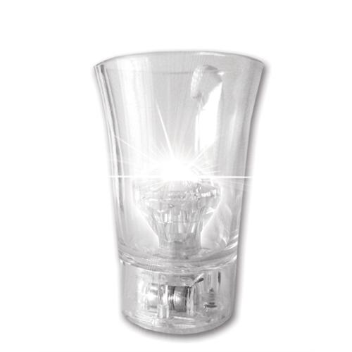 Light Up Diamond Shot Glass