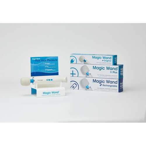 Magic Wand Hit Kit Display