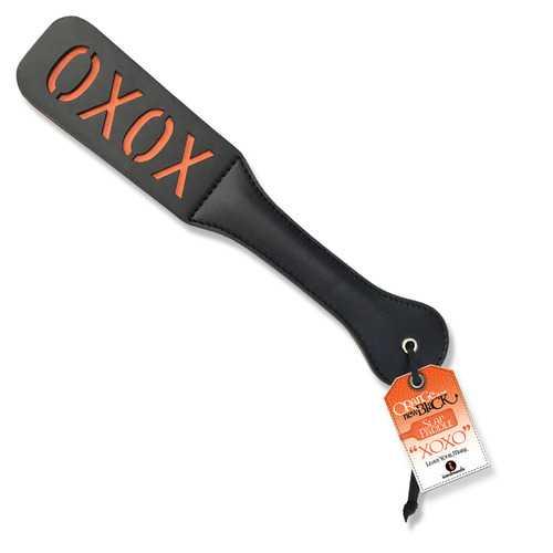 Orange Is the New Black Xoxo Slap Paddle