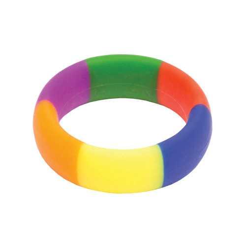 Pride 365 Rainbow Cock-Ring