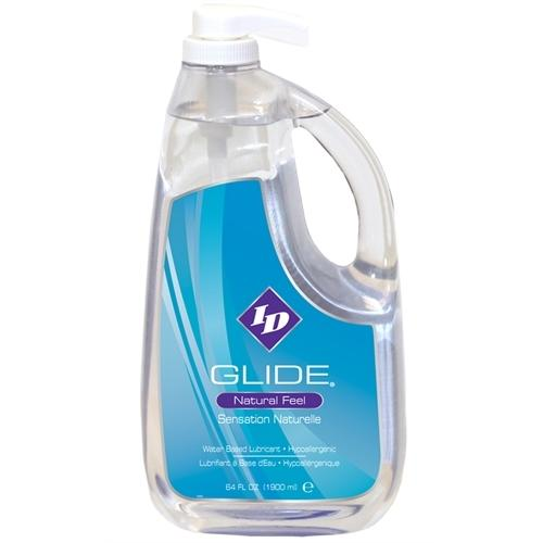 ID Glide Pump Bottle 64 Fl Oz