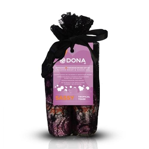 Dona Be Sexy Gift Set - Tropical Tease