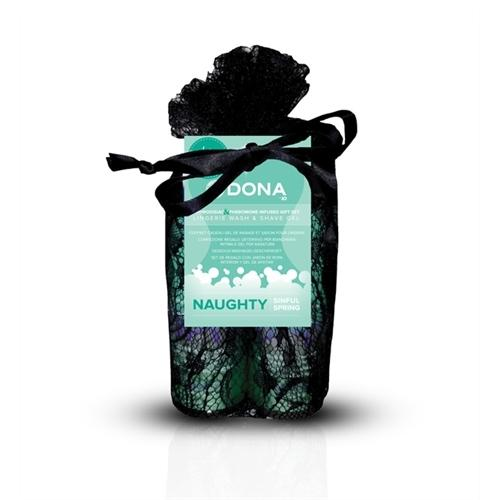 Dona Be Sexy Gift Set - Naughty Sinful Spring