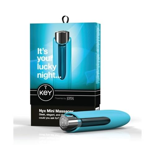 Key Nyx Mini Massager - Robin Blue Egg