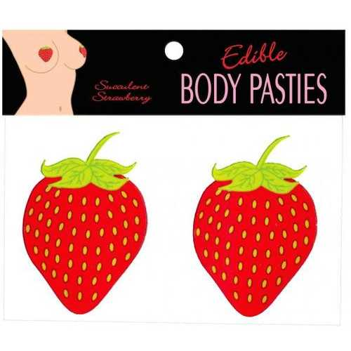 Edible Pasties - Strawberry Strawberry